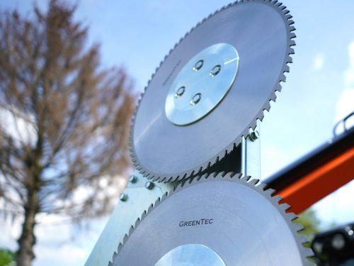 Greentec LRS Astsäge für Traktor und Radlader