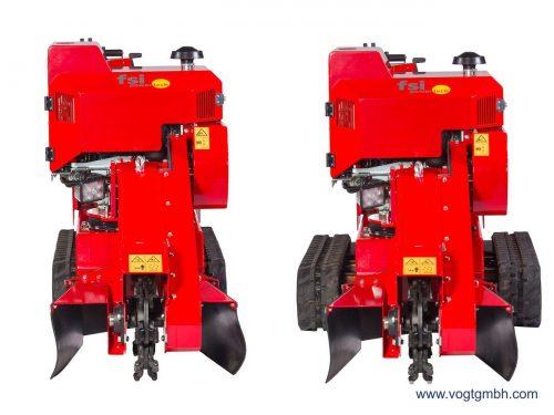 FSI Stubbenfräse D30 / D30 TRACK