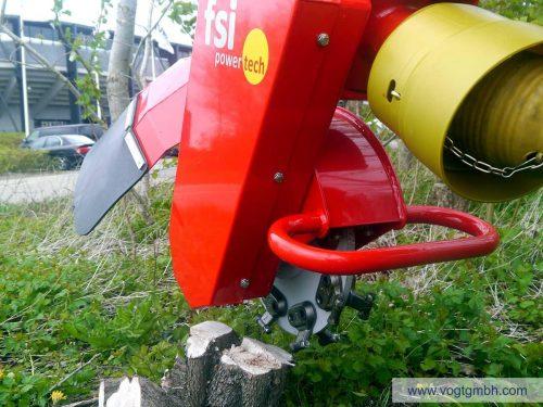 FSI Stubbenfräse T25