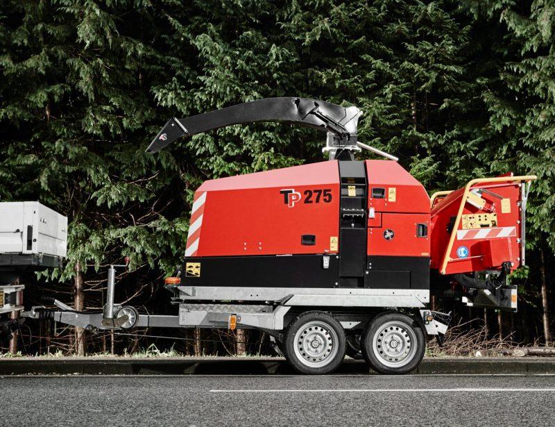 TP Holzhacker 275 Mobile