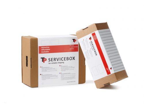 TP original Ersatzteile Servicebox