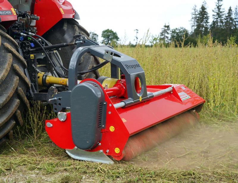 Dragone Mulcher für Traktor VL