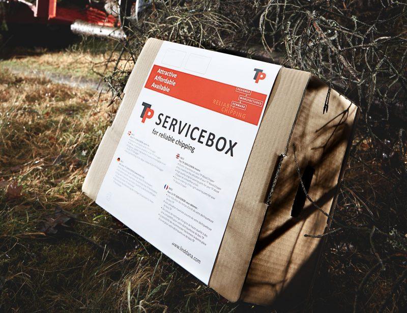 TP Holzhacker Servicebox Ersatzteile