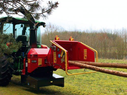 TP Holzhacker Zapfwelle Traktorantrieb