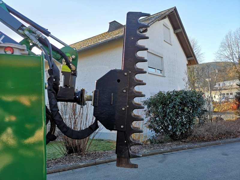 GREEN-TEC Astschere HX170 -Vorführgerät-
