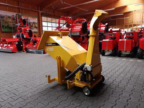 JoBeau Holzhacker Holzhäcksler H500 -Vorführgerät-