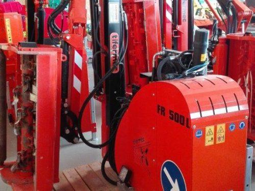 Tifermec Frontausleger Auslegemulcher 500L FR -Vorführgerät-
