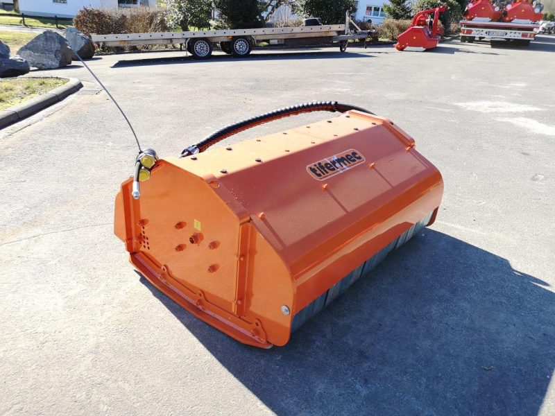 Tifermec Mulchkopf für Bagger / Radlader T100P -Lagergerät-