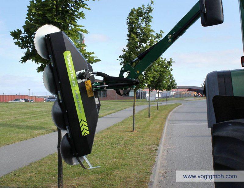 SPEARHEAD Astsäge + Kreissäge LRS 1402 / 1602 / 2002 / 2402