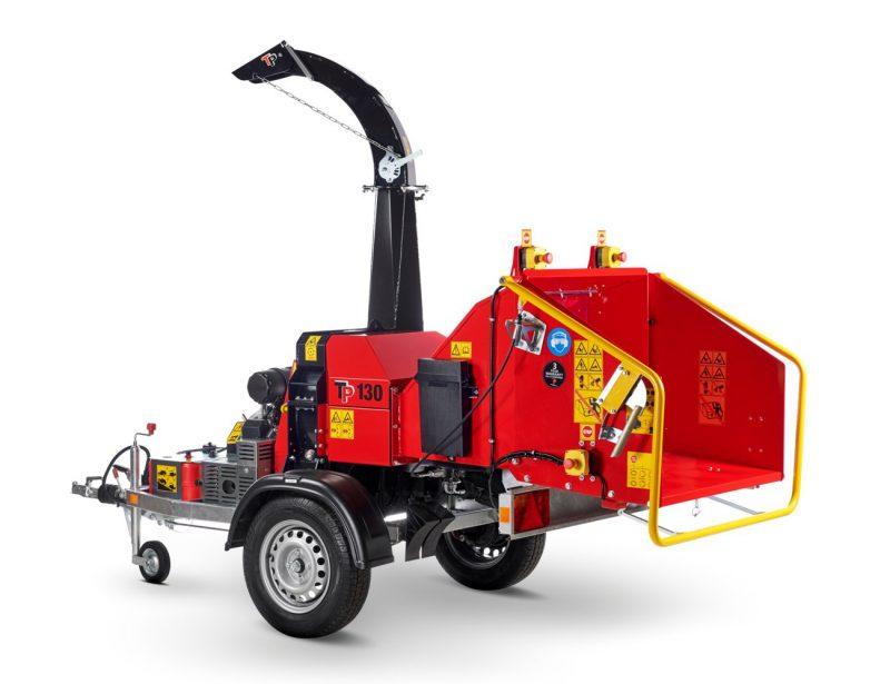 TP Holzhacker 130 Mobile