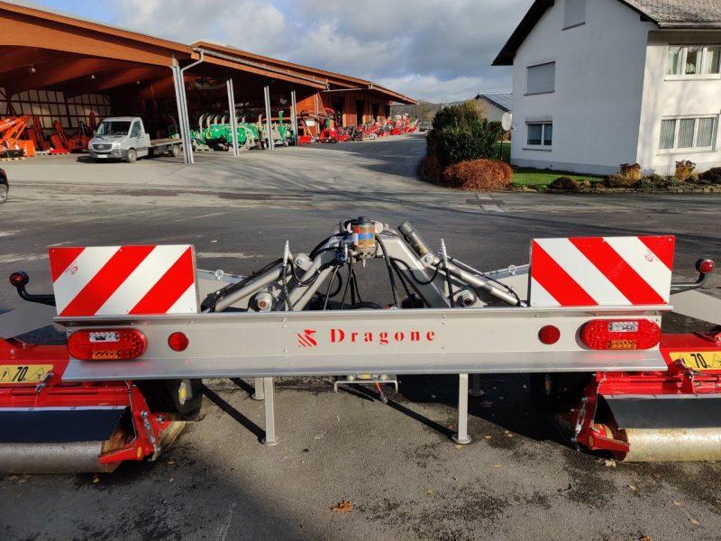 Dragone Mulcher Großflaechenmulcher VD7700