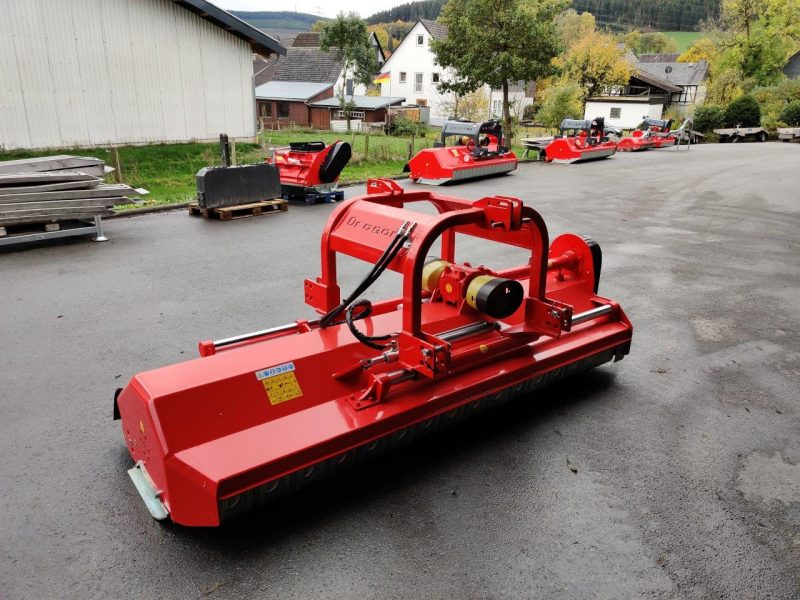 Dragone V280FSH Mulcher Schlegelmulcher