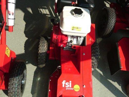FSI B20 Stubbenfraese Baumstumpffraese Vorfuehr