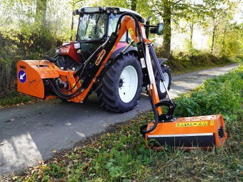 Tifermec Auslegemulcher für Traktor 1