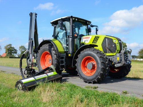 Greentec Scorpion Auslegemulcher für Traktor