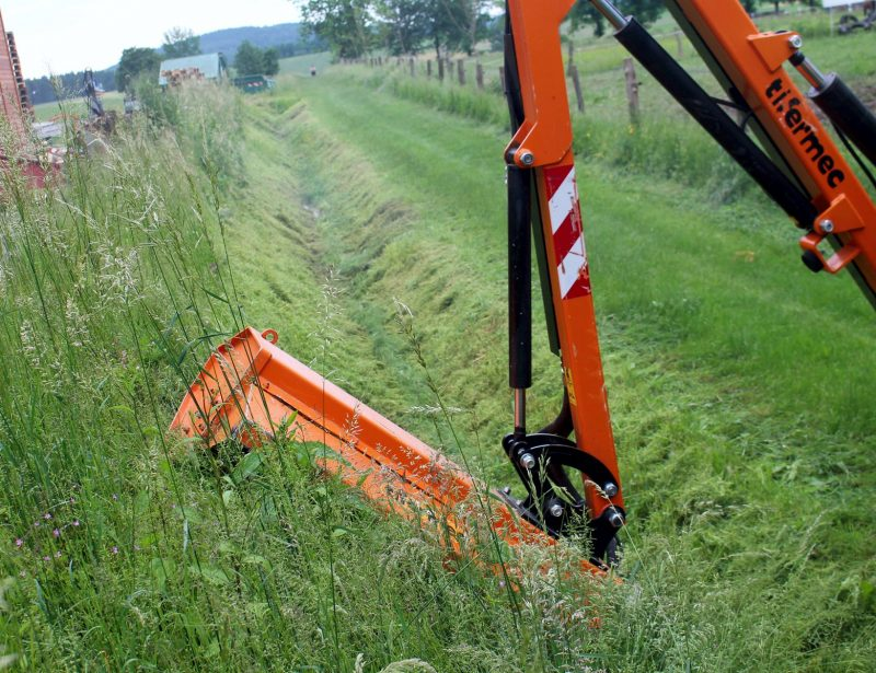 Tifermec 500 P Auslegemulcher für Traktor
