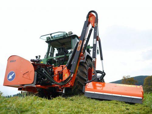 Profi Auslegemulcher für Traktor Tifermec 650p