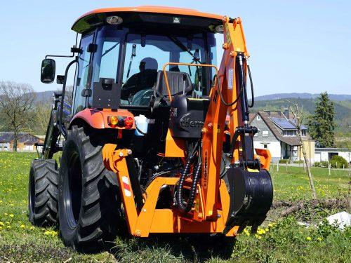 Tifermec Anbaubagger für Traktor