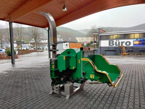 HS Holzhacker Holzschredder Ketteneinzug HS225KV