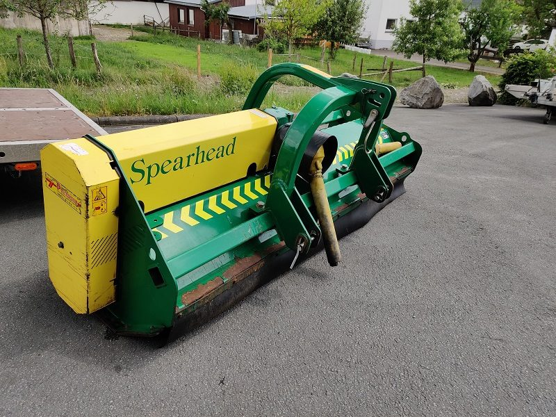 Spearhead Mulcher Schlegelmulcher Q2500HD