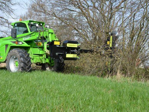Greentec Astsäge Baumsäge Geräteträger HXF3300 LRS1601