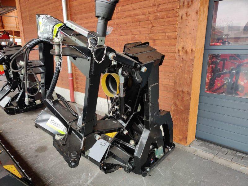 GreenTec FL202 Seitenmulcher Schlegelmulcher