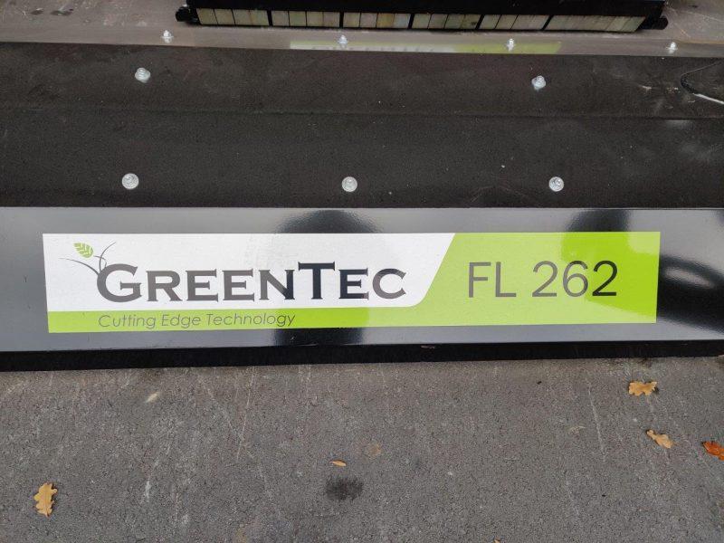 Greentec Seitenmulcher Profimulcher Trident FL262