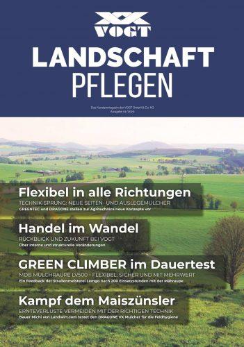 VOGT Magazin - Landschaft pflegen 2020