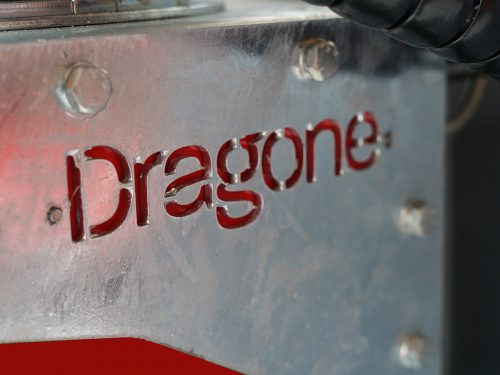 DRAGONE Spruehgeraet Geblaesespritze AZ2 Orange