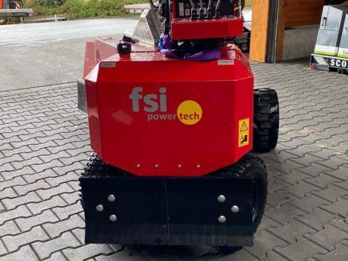 FSI D38-4WD Baumstubbenfräse