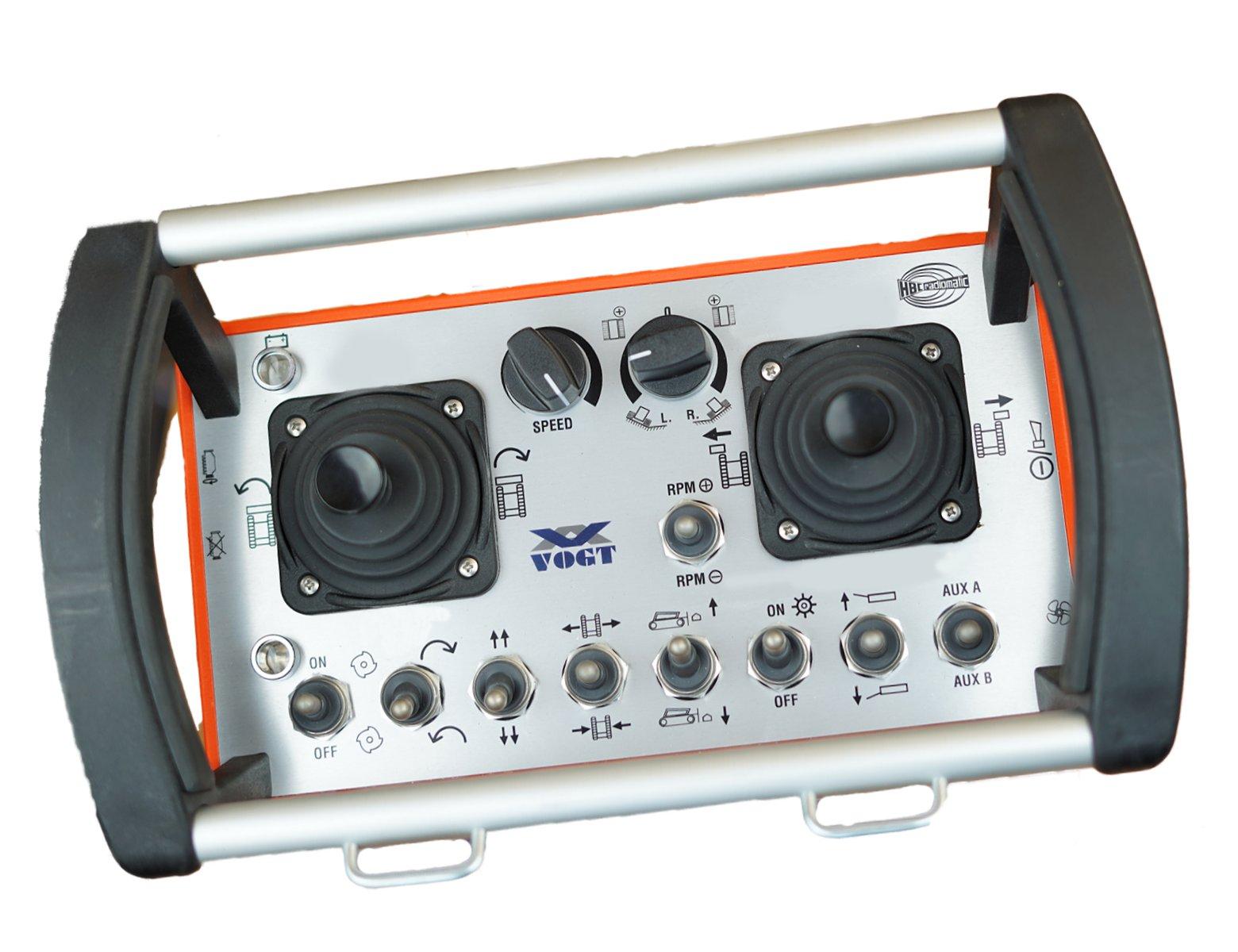 HBC 4-Wege-Joystick