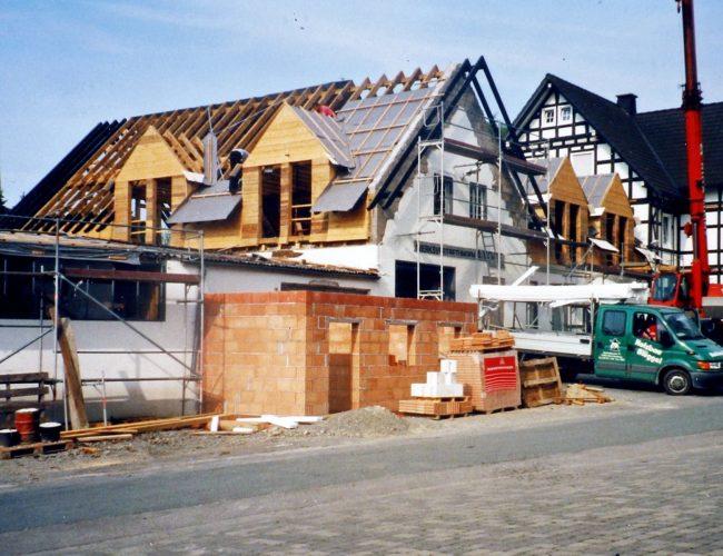 Ausbau Bürogebäude Felbecke 2001