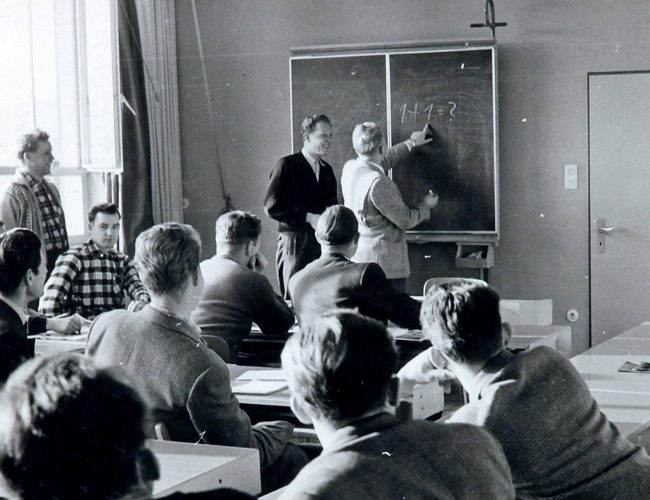 VOGT Firmengeschichte 1958