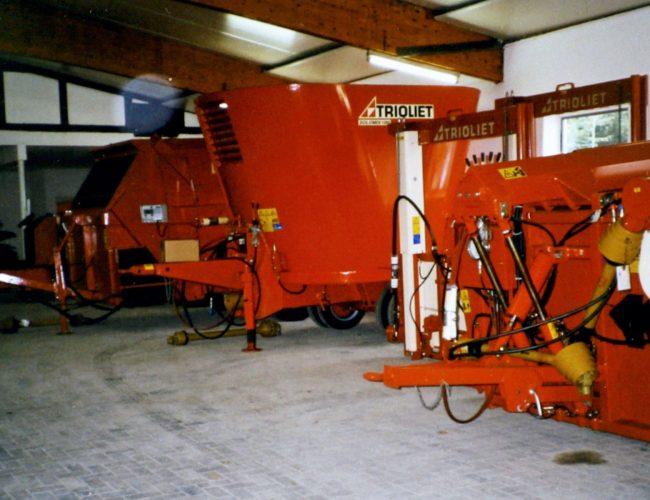 VOGT Firmengeschichte 1998