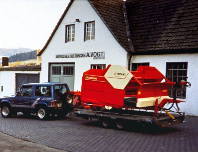 VOGT Futtertechnik 1991