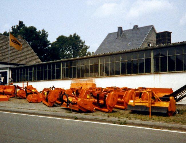 VOGT Mulcher 1988
