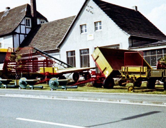 VOGT Firmengeschichte 1970