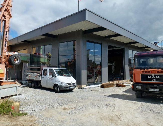 Neubau VOGT Untermünkheim