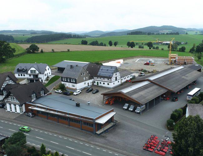 Neubau VOGT GMBH 2021